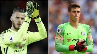 Photo of David de Gea y Kepa Arrizabalaga, los porteros más ricos de la Premier League