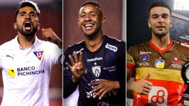 Photo of Liga, Independiente y Delfín tienen rivales en los octavos de la Copa Libertadores