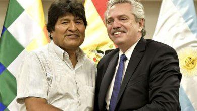 Photo of Fernández quiere venir con Evo a la posesión de Arce y dice que se recuperó la democracia