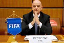 Photo of Gianni Infantino presidente de la FIFA tiene coronavirus