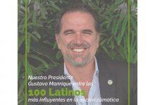 Photo of Ecuatorianos en la lista de los 100 latinos más influyentes comprometidos con la acción climática