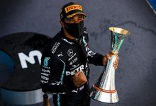 Photo of Lewis Hamilton le arrebató a Michael Schumacher el récord de victorias en la Fórmula 1