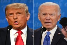 Photo of Trump y Biden vuelven a chocar por el coronavirus en el debate final