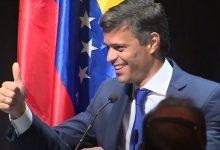 Photo of Leopoldo López: «Yo no quería salir de Venezuela»
