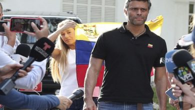 Photo of Leopoldo López abandona la embajada española en Caracas