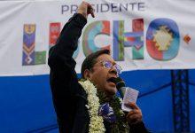 Photo of Fijan para el domingo 8 de noviembre posesión del presidente electo Luis Arce