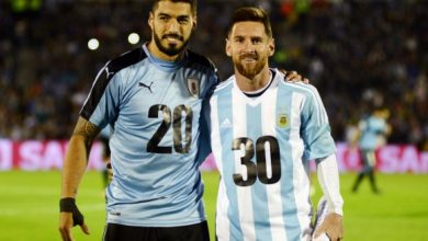 Photo of Luis Suárez y Lionel Messi cerca del Top 5 de los artilleros en las Eliminatorias