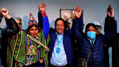 Photo of El MAS va ganando con el 54,4% y es primero en tres de los cinco departamentos en que se cerró el cómputo