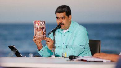 Photo of Morales sostuvo un breve encuentro con Maduro en Caracas