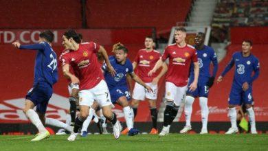 Photo of Manchester United y Chelsea no se hacen daño en Old Trafford