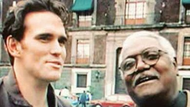 Photo of Matt Dillon cumple su promesa
