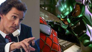 Photo of Marvel quiere que Matthew McConaughey sea el nuevo Duende Verde