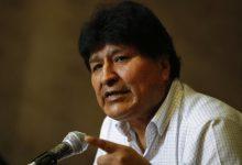 Photo of Evo Morales planifica regreso a Bolivia el 9 de noviembre