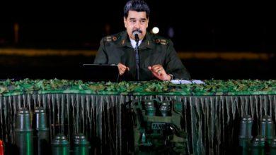 Photo of Maduro anunció que Rusia, China, Irán y Cuba enviarán asesores a Venezuela para actualizar en el sistema de armas del régimen