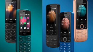 Photo of Nokia revivió un diseño retro en dos nuevos modelos con 4G y teclado físico