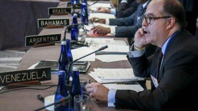 Photo of Alertan en la OEA sobre el peligro que representa Maduro en el poder