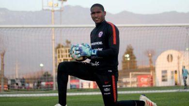Photo of Omar Carabalí, la principal novedad en Chile para las Eliminatorias