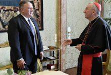 Photo of Pompeo y el Vaticano hablan sobre China después de que las tensiones se desbordaran públicamente