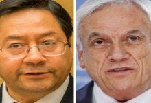 Photo of Arce y Piñera coinciden en reencaminar la relación bilateral y fortalecer la integración regional