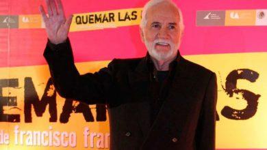 Photo of Muere el actor Ricardo Blume a los 87 años de edad