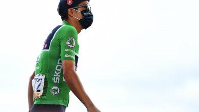 Photo of Richard Carapaz gana el premio de Montaña en la Vuelta a España
