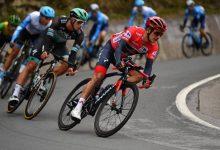 Photo of Richard Carapaz es segundo en la octava etapa de la Vuelta a España