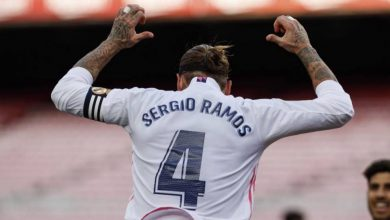 Photo of France Football cree que Sergio Ramos es el mejor central de la historia