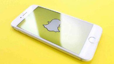 Photo of Snapchat ya permite poner canciones al estilo TikTok