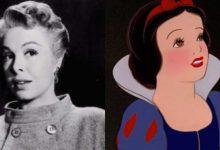 Photo of Muere Marge Champion, quien sirvió de modelo para Blancanieves de Disney