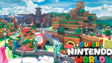 Photo of Super Nintendo World en Osaka abrirá en primavera del 2021