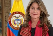 Photo of Vicepresidenta de Colombia anuncia que dio positivo por Covid-19