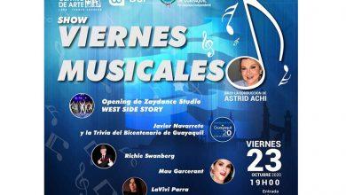 """Photo of """"Viernes culturales"""" en el Teatro Centro de Arte"""