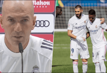 Photo of Zidane habló del Benzema vs Vinicius: Es bueno, significa que estamos vivos
