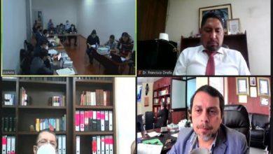 Photo of El expresidente del Directorio del IESS, Paúl Granda, negó conocer o haberse reunido con Daniel Salcedo