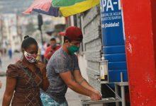 Photo of Casos de coronavirus en Ecuador, al jueves 22 de octubre: 156.451 confirmados y 12.500 fallecidos
