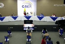 Photo of Consejo Nacional Electoral calificó la inscripción del binomio presidencial de Andrés Arauz-Carlos Rabascall, por la alianza UNES