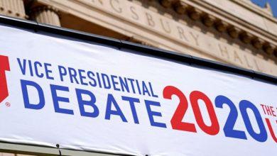 Photo of Pence y Harris debatirán separados por barrera de plexiglás