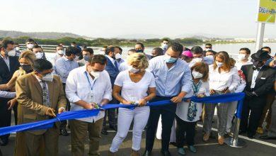 Photo of Se inauguró puente que une Guayaquil y Daule