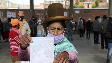 Photo of Comienzan históricas elecciones presidenciales en Bolivia