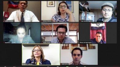 Photo of Exmagistrado, periodista y representantes de observatorio ciudadano citados a Comisión de Enmiendas