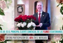 Photo of Flores ecuatorianas ingresarán con cero arancel a Estados Unidos desde este 1 de noviembre, anuncia Lenín Moreno