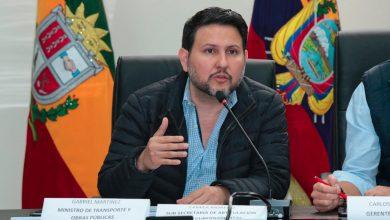Photo of MTOP pedirá colaboración al municipio de Guayaquil para la construcción del Quinto Puente