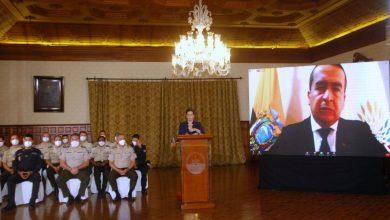 Photo of Ministra María Paula Romo defiende y respalda acciones de la Policía en octubre de 2019