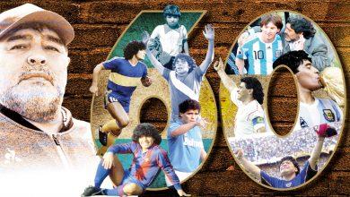 Photo of Los cracks del mundo felicitaron a Diego Maradona por su cumpleaños 60