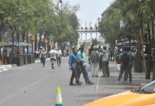 Photo of 9 de Octubre peatonal sorprendió a usuarios en sus primeras horas