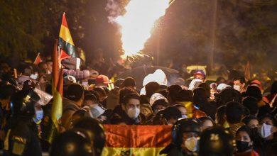Photo of Protestas y vigilias en Santa Cruz, Cochabamba y Sucre, desconfían del resultado electoral