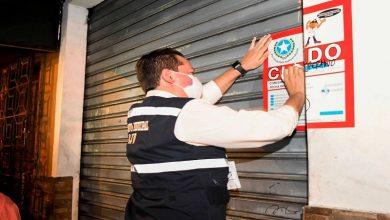 Photo of Este mes se han clausurado al menos 300 locales en Guayaquil por incumplir medidas contra el COVID-19