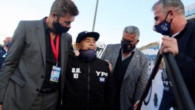 Photo of Diego Maradona tuvo que ser internado en un hospital de La Plata