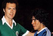Photo of Beckenbauer: «Diego fue un genio que perdió el control de su vida»