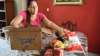 Photo of 40.000 kits con alimentos ha repartido ya el Programa Guayaquil dice Gracias en una semana